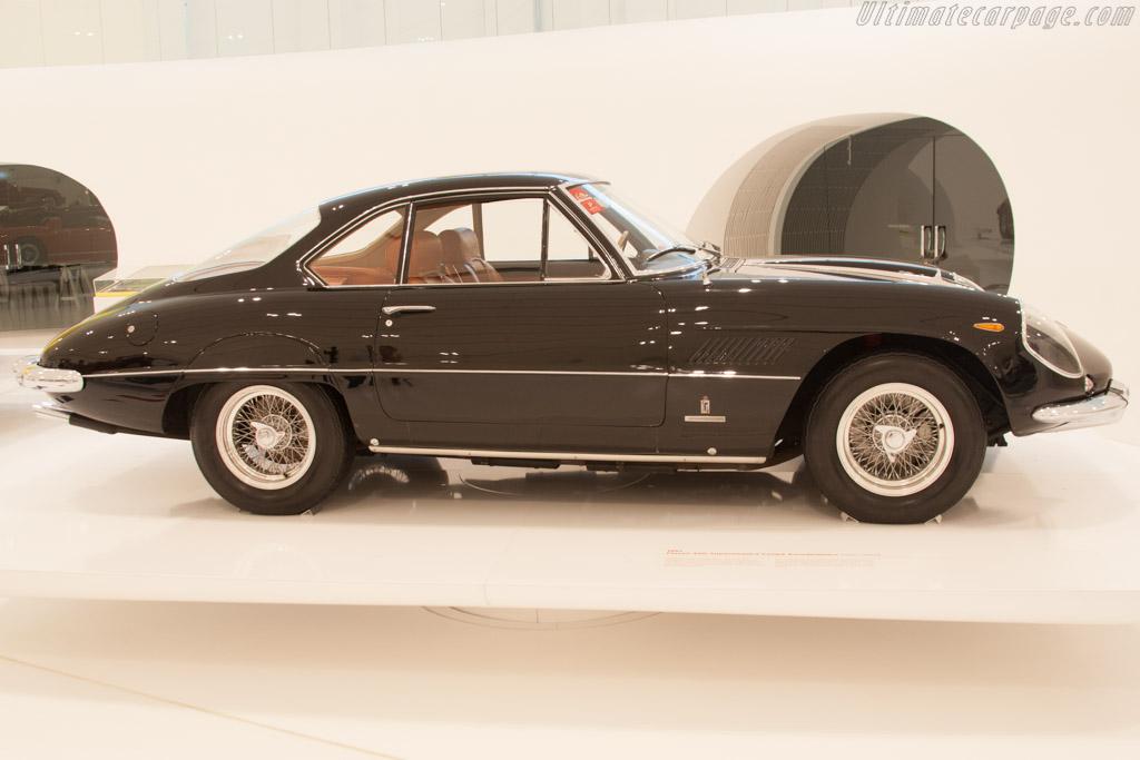 Ferrari 400 Superamerica S1 Pininfarina Aerodinamico Chassis 2809sa Museo Casa Enzo Ferrari