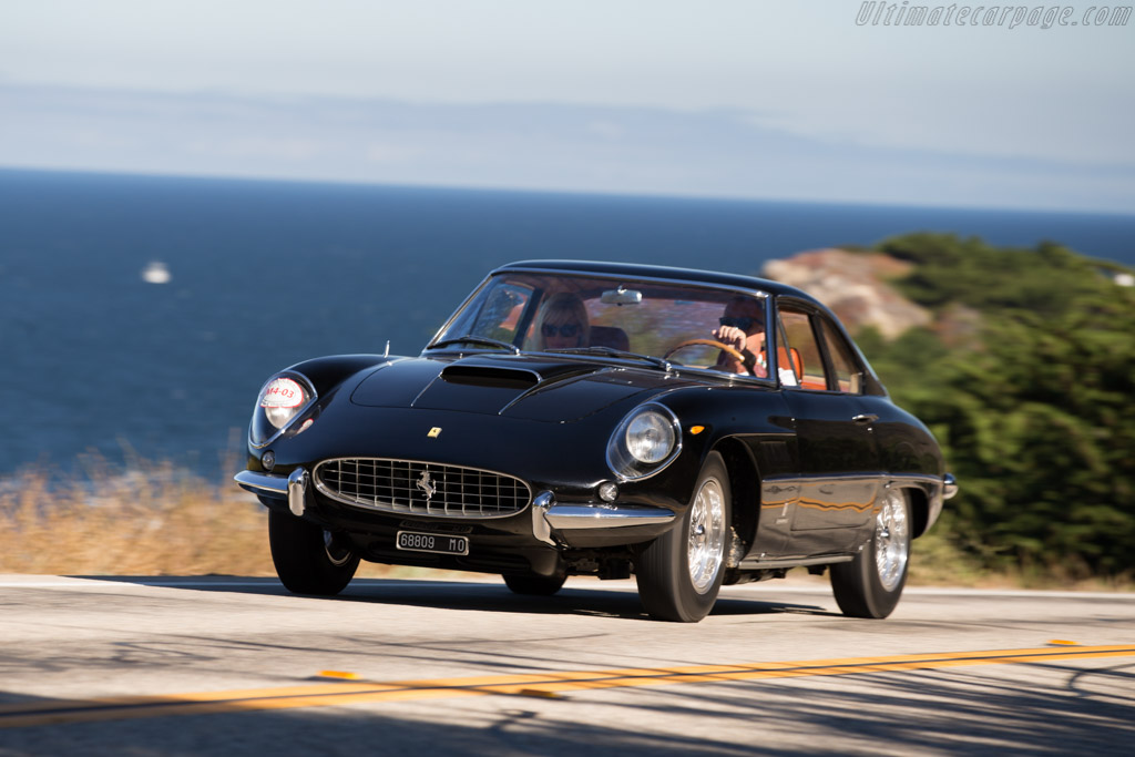 Click here to open the Ferrari 400 Superamerica S1 Pininfarina Aerodinamico gallery