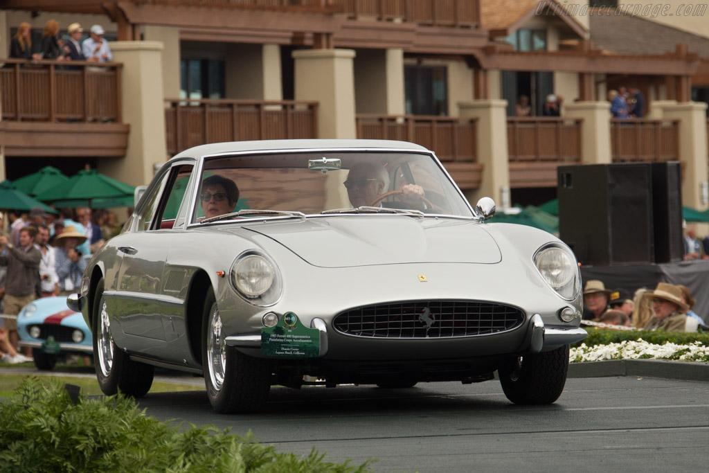 Ferrari 400 Superamerica S2 Pininfarina Aerodinamico - Chassis: 5029SA   - 2016 Pebble Beach Concours d'Elegance