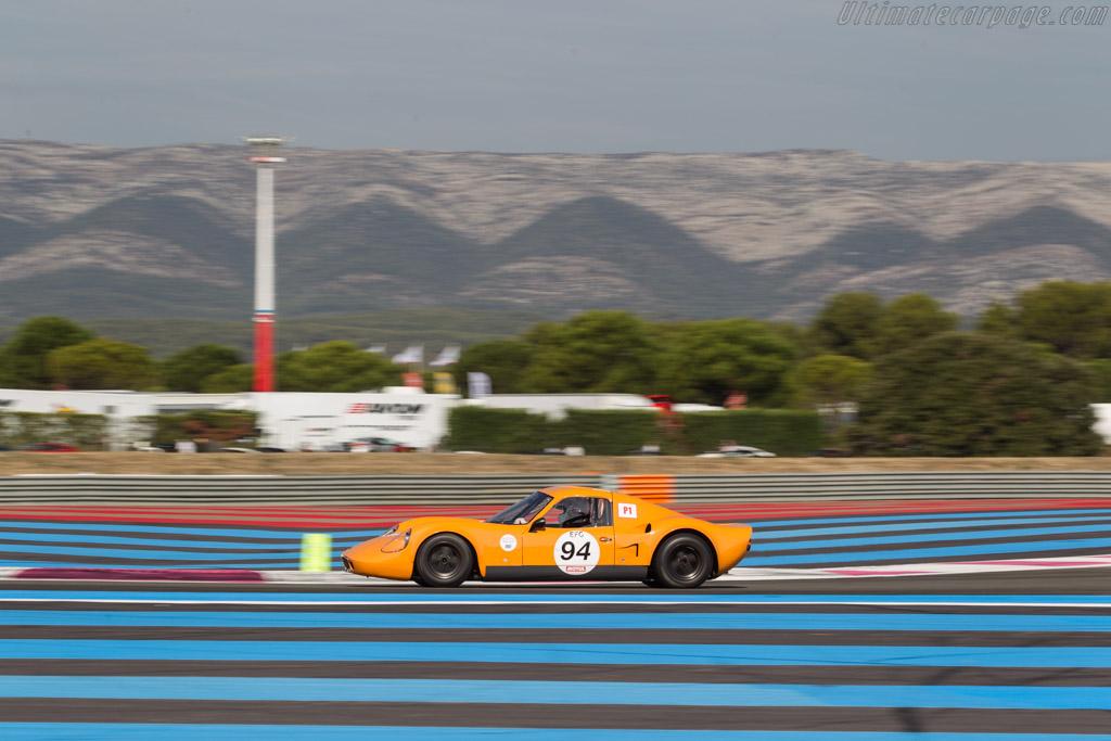 Chevron B6 BMW - Chassis: CH-DBE-3   - 2017 Dix Mille Tours