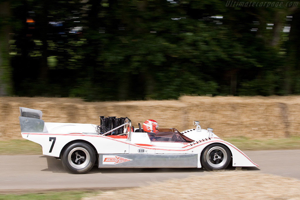 Lola T310 Chevrolet - Chassis: HU02   - 2008 Goodwood Festival of Speed