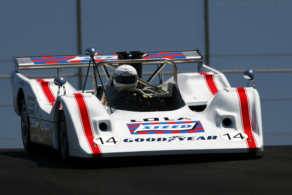 Lola T310 Chevrolet - Chassis: HU01   - 2007 Monterey Historic Automobile Races