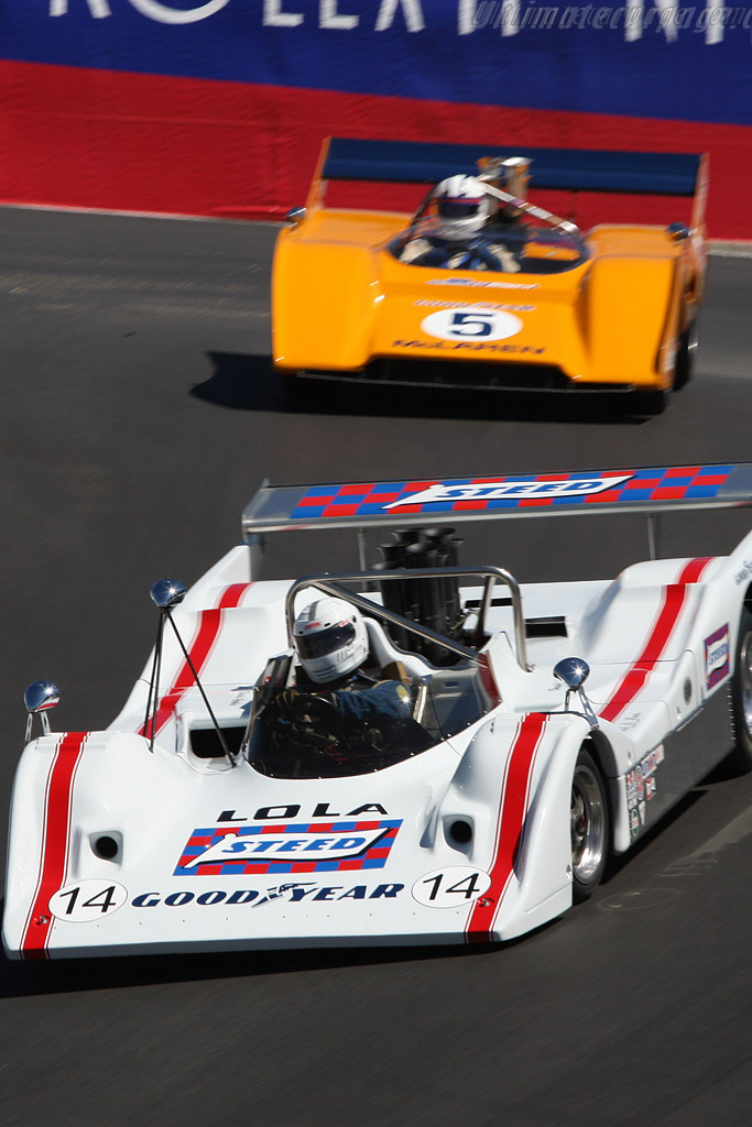 Lola T310 Chevrolet - Chassis: HU01   - 2007 Monterey Historic Automobile Races