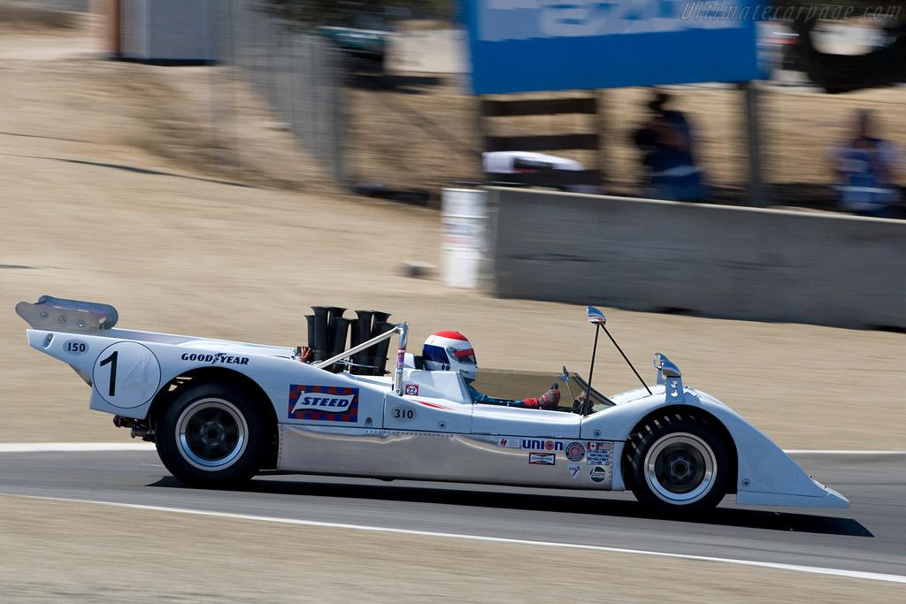 Lola T310 Chevrolet - Chassis: HU01   - 2008 Monterey Historic Automobile Races