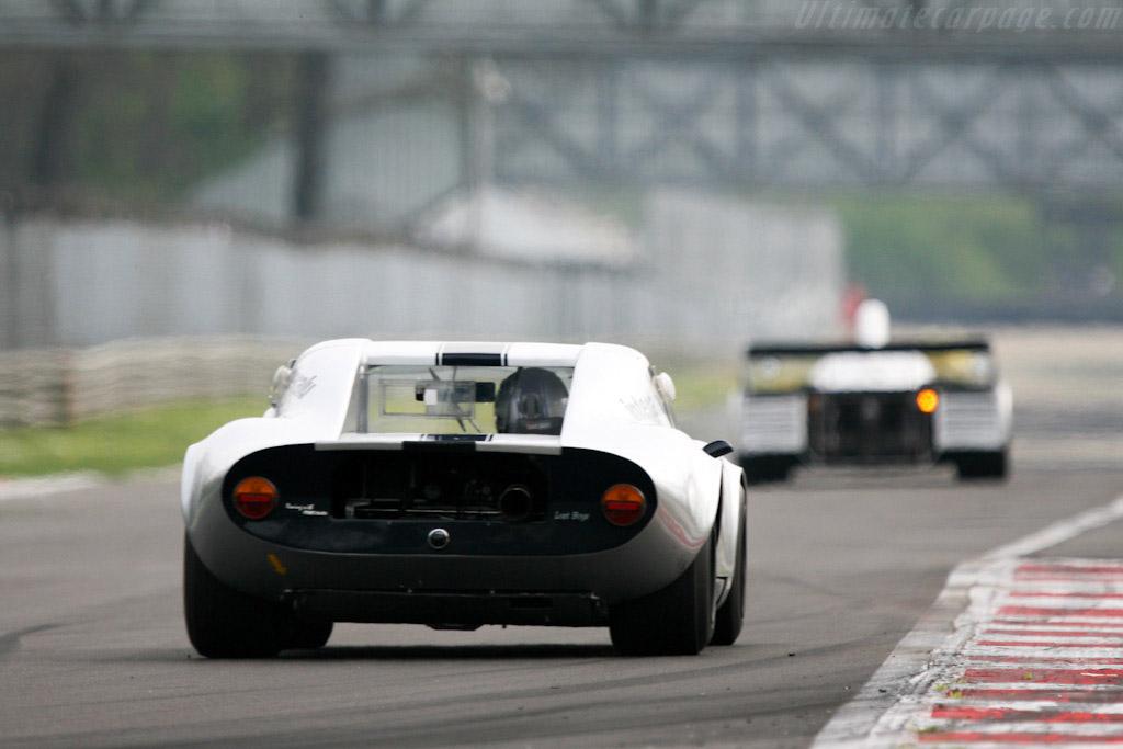 Chevron B8 BMW - Chassis: CH-DBE-54  - 2007 Le Mans Series Monza 1000 km