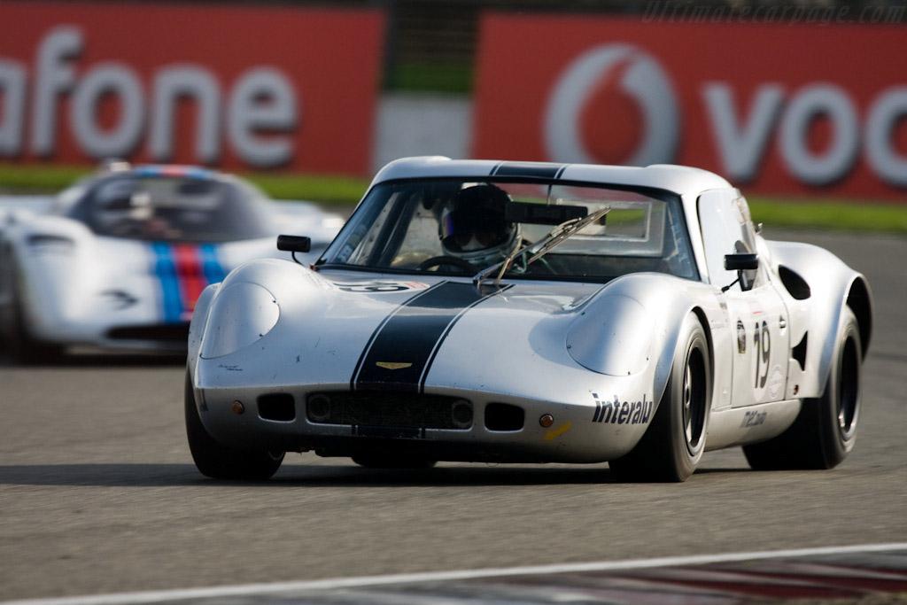 Chevron B8 BMW - Chassis: CH-DBE-54   - 2008 Le Mans Series Silverstone 1000 km