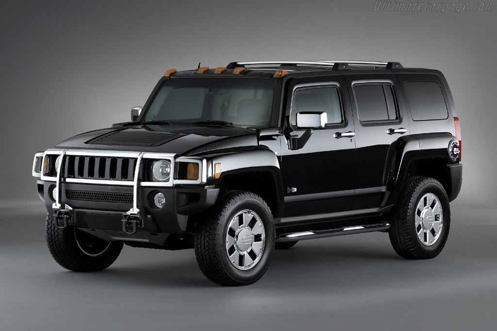 Click here to open the Hummer H3x gallery