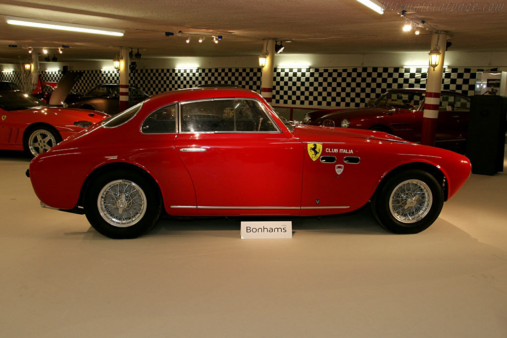 Ferrari 212/225 Inter Vignale Berlinetta - Chassis: 0237EU   - 2005 Bonhams Gstaad Auction