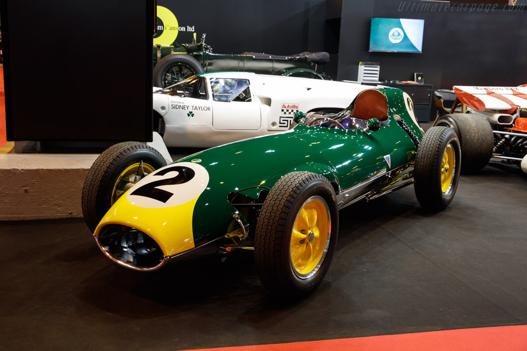 Lotus 16 Climax - Chassis: 362-2  - 2018 Retromobile