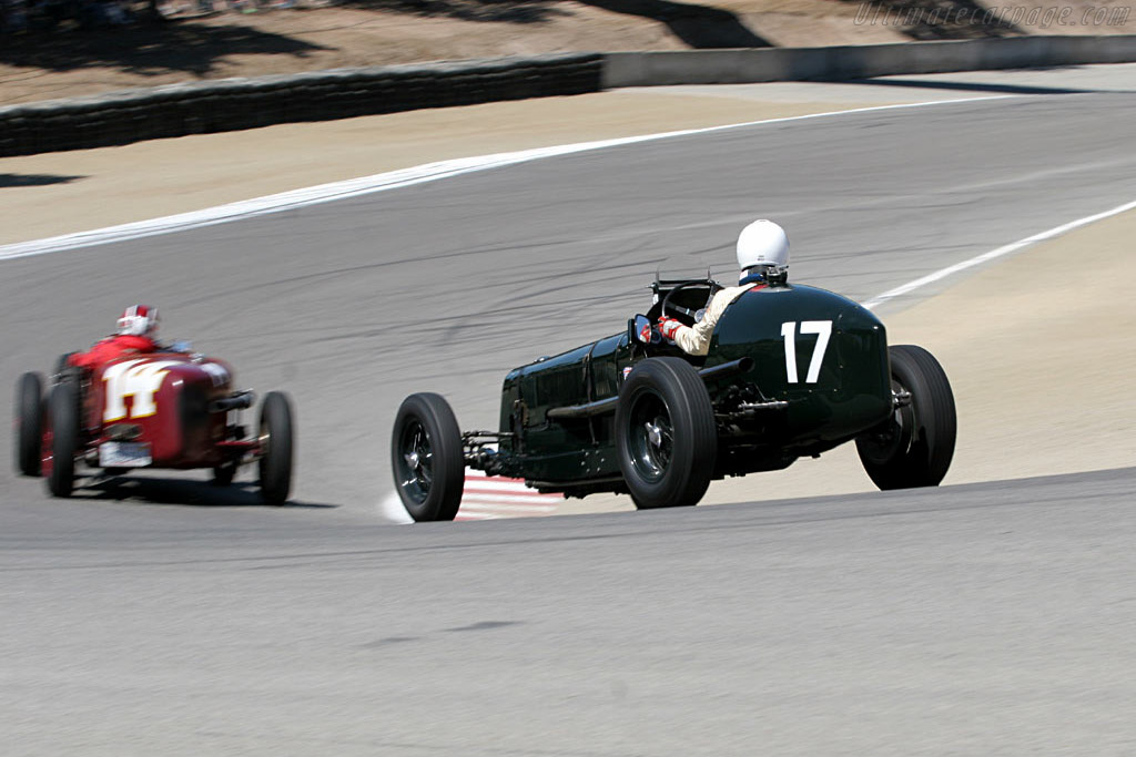 ERA R2A - Chassis: R2A   - 2005 Monterey Historic Automobile Races