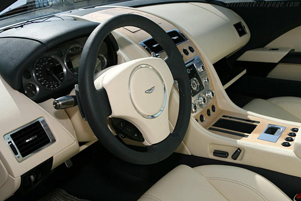 Aston Martin Rapide Concept    - 2006 Concorso d'Eleganza Villa d'Este