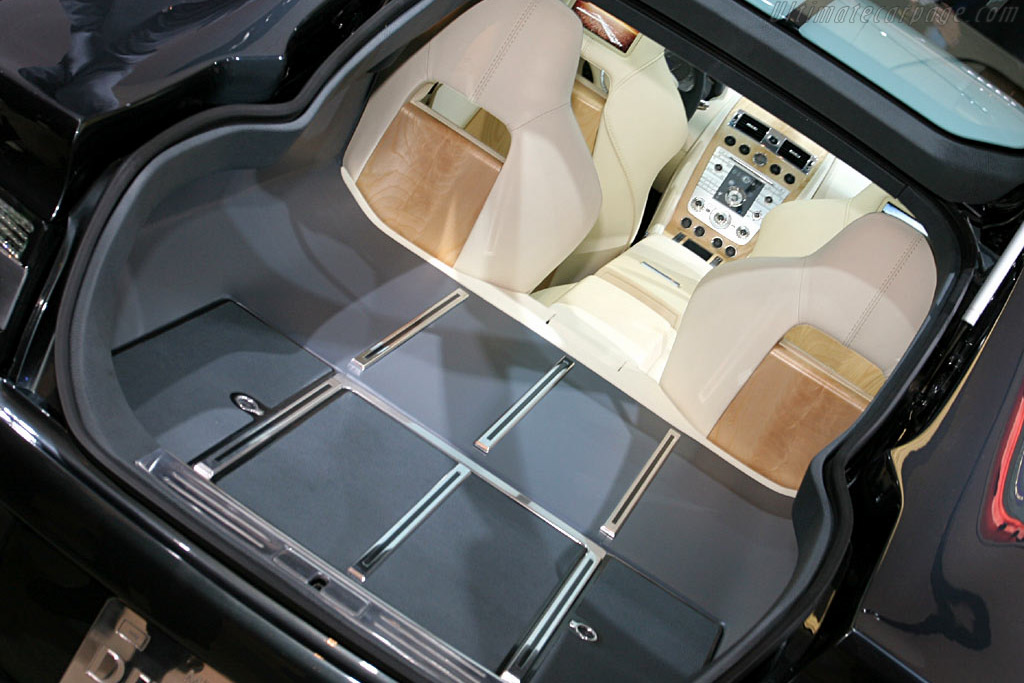 Aston Martin Rapide Concept    - 2006 North American International Auto Show (NAIAS)