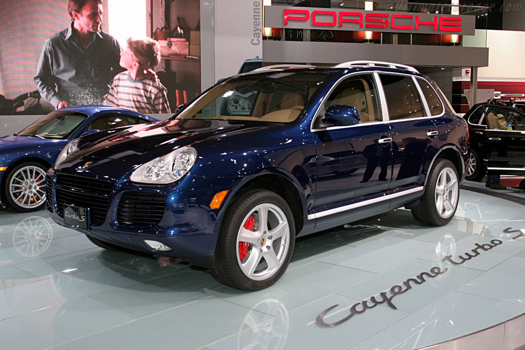 2006 2007 Porsche Cayenne Turbo S Images Specifications And Information