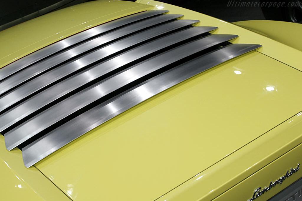 Lamborghini Miura Concept 2006 North American International Auto Show Naias