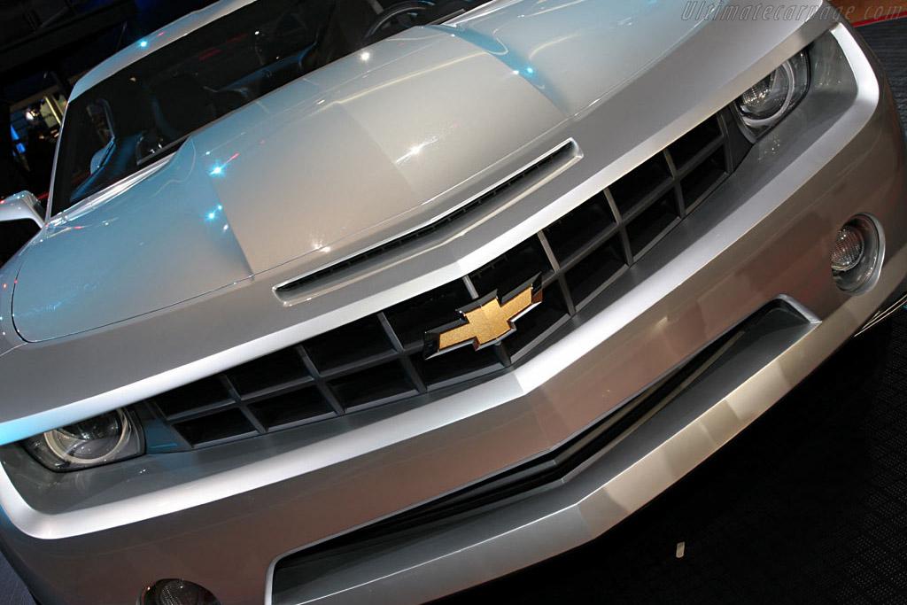 Chevrolet Camaro Concept 2006 North American