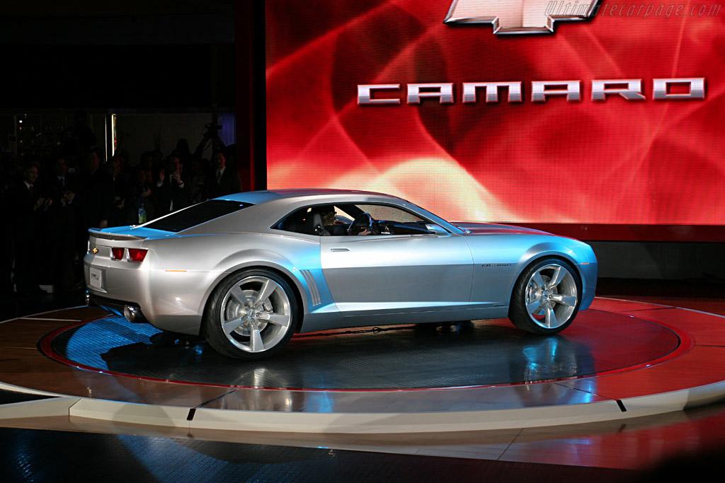 Chevrolet Camaro Concept    - 2006 North American International Auto Show (NAIAS)