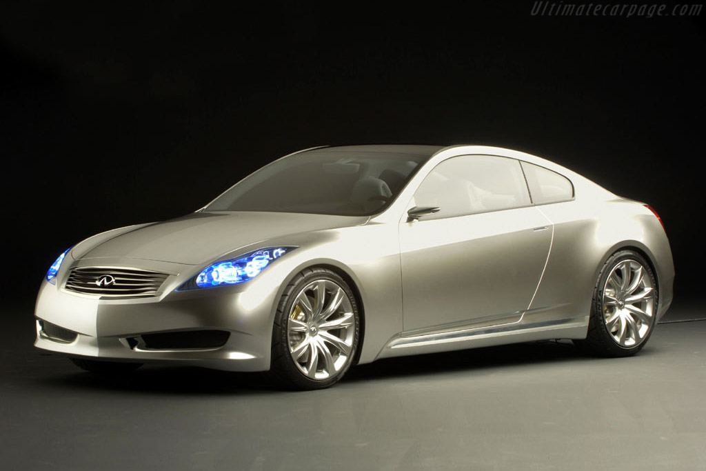 Click here to open the Infiniti Coupe Concept gallery