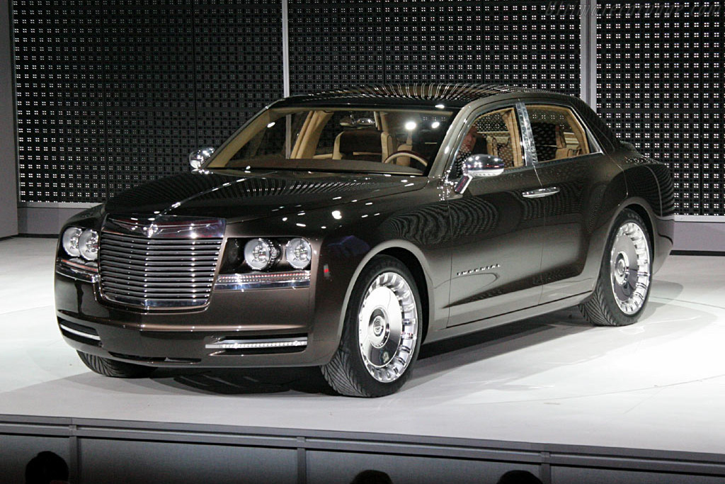 2006 Chrysler Imperial Concept Images Specifications