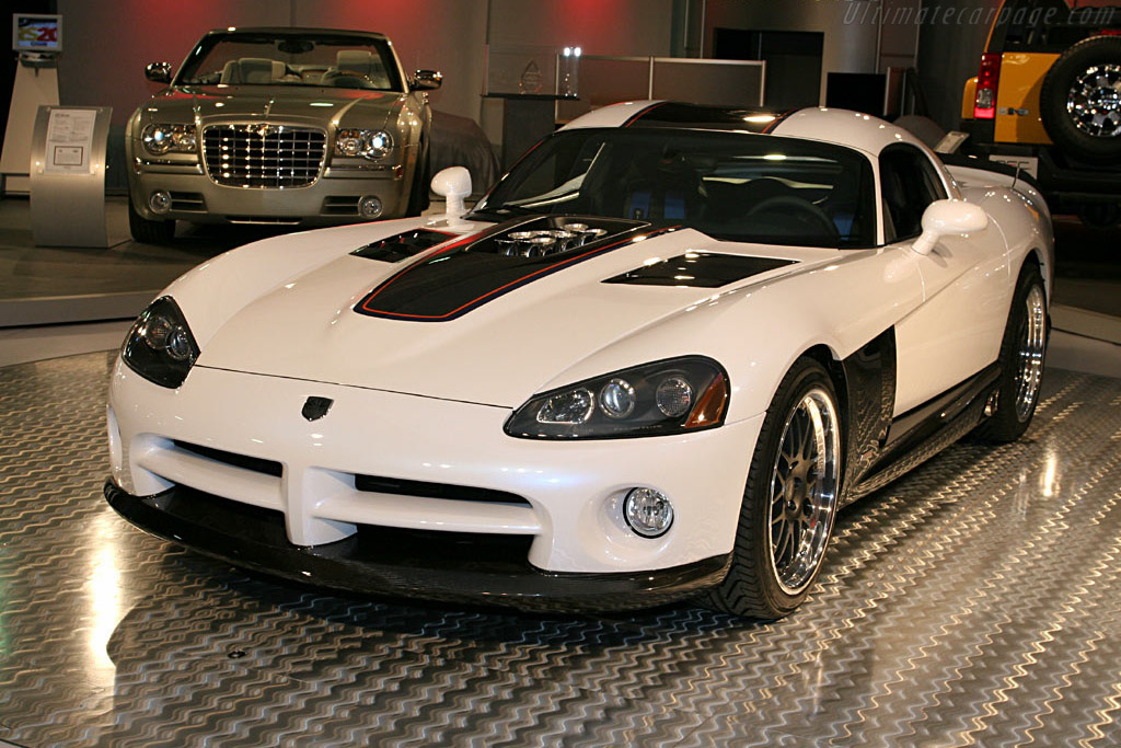 ASC Diamondback Viper    - 2006 North American International Auto Show (NAIAS)