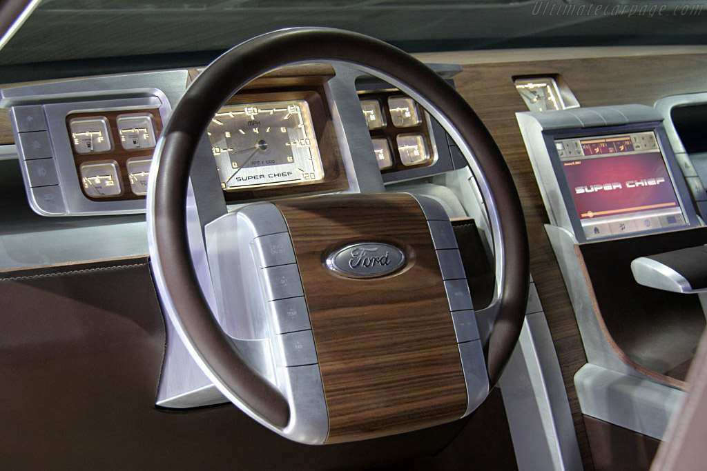 Ford F250 Super Chief Concept    - 2006 North American International Auto Show (NAIAS)