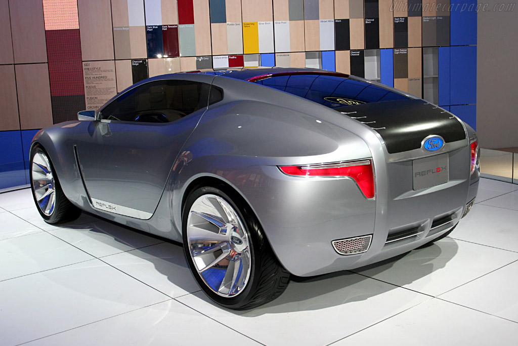 Ford Reflex Concept 2006 North American International Auto Show