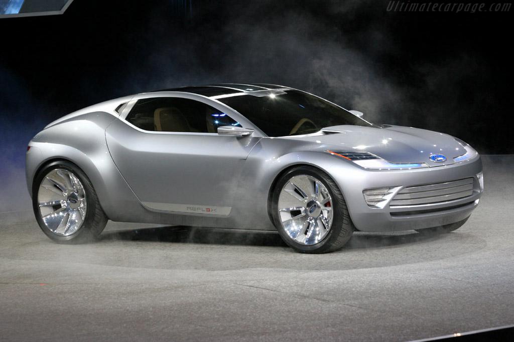 Ford Reflex Concept    - 2006 North American International Auto Show (NAIAS)