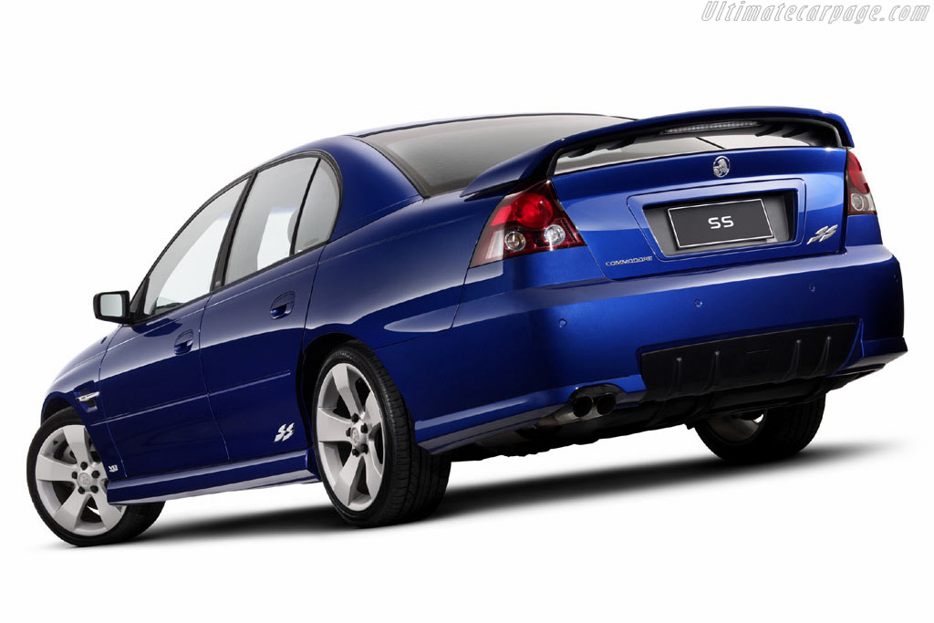 Holden VZ Commodore SS