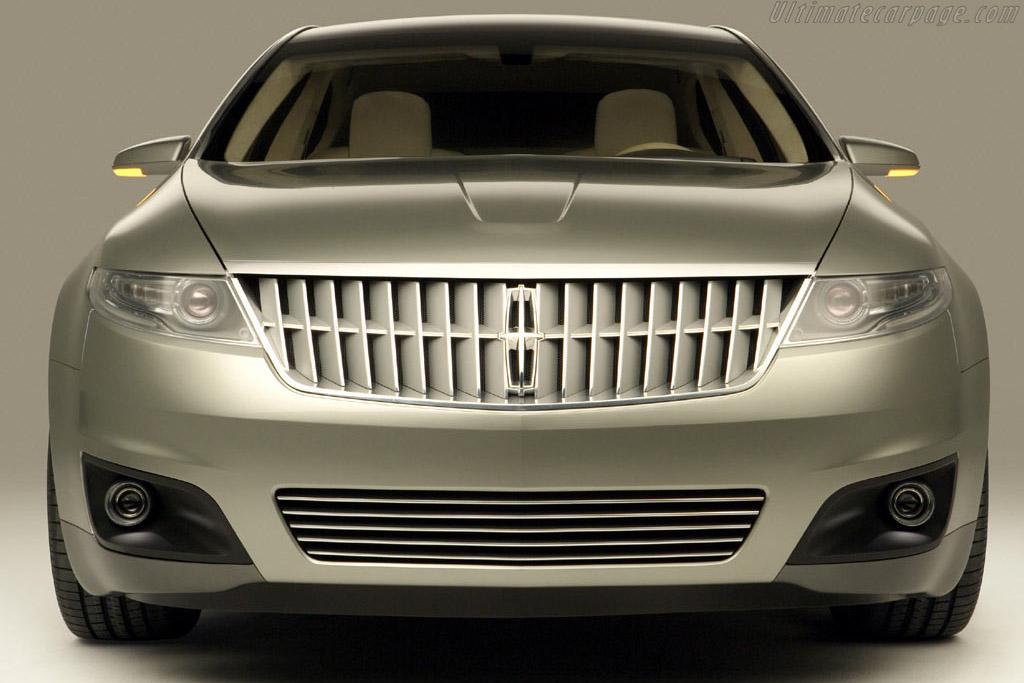 Lincoln MK S Concept