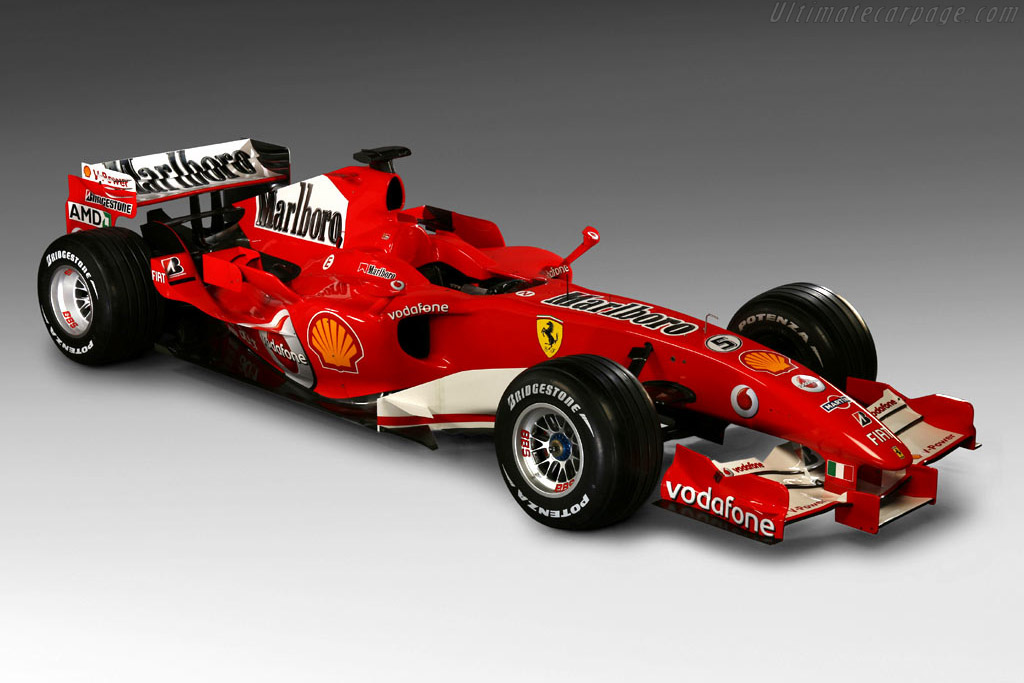 Ferrari F1 Formula One Race Car: Images, Specifications And Information