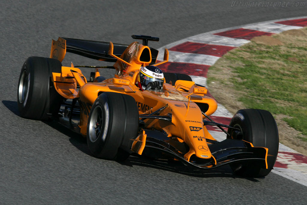 Click here to open the McLaren MP4-21 Mercedes gallery