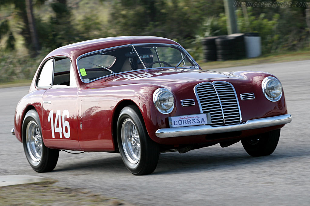 Click here to open the Maserati A6 1500 GT 3C Pinin Farina Berlinetta gallery