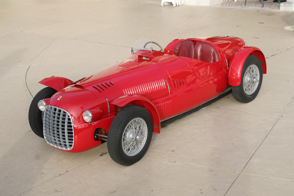 Click here to open the Ferrari 166 Spyder Corsa gallery