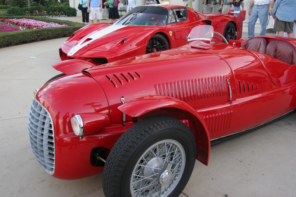 Ferrari 166 Spyder Corsa - Chassis: 004C   - 2006 Cavallino Classic
