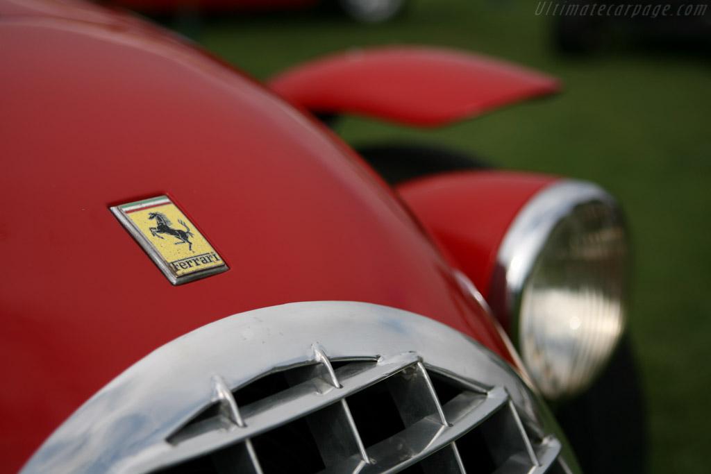 Ferrari 166 Spyder Corsa - Chassis: 002C  - 2006 The Quail, a Motorsports Gathering