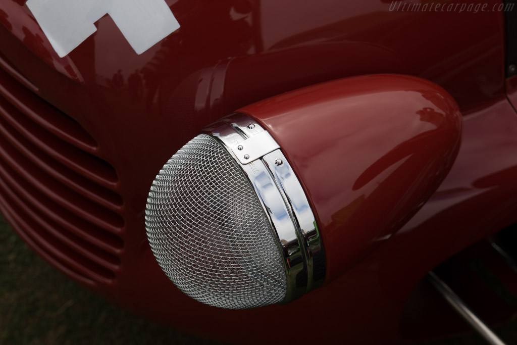 Ferrari 166 Spyder Corsa - Chassis: 016I   - 2014 Pebble Beach Concours d'Elegance
