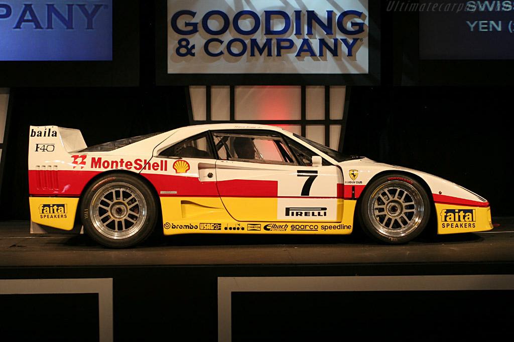 Ferrari F40 GT - Chassis: 80742   - 2006 Palm Beach International, a Concours d'Elegance