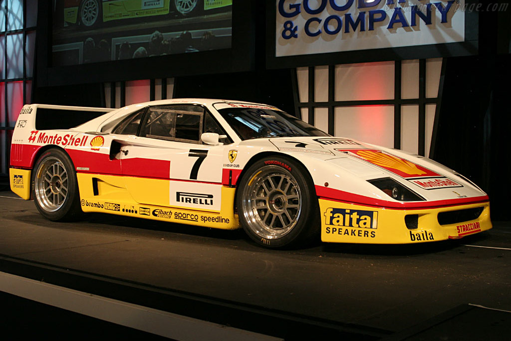Ferrari F40 GT - Chassis: 80742   - 2006 Palm Beach International, a Concours d'Elegance