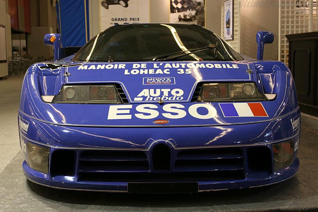 Bugatti EB 110 SS Le Mans - Chassis: ZA9BB02E0RCD39016   - 2006 Retromobile