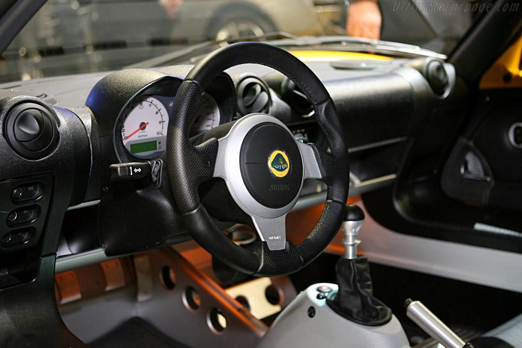 Lotus Exige S    - 2006 Geneva International Motor Show
