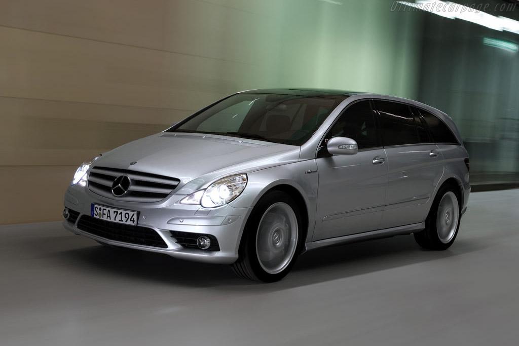 Mercedes-Benz R 63 AMG
