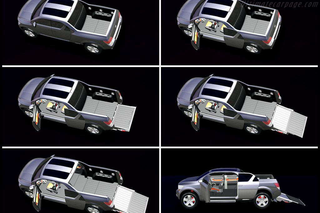 Dodge Rampage Concept