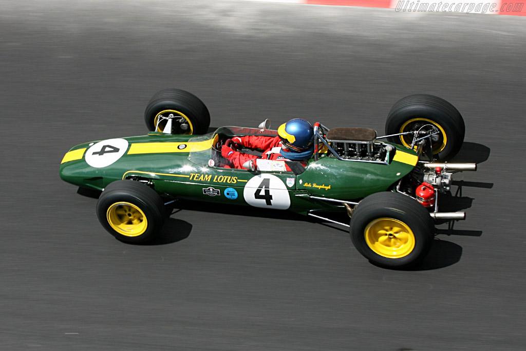 Lotus 33 Climax - Chassis: R10   - 2006 Monaco Historic Grand Prix