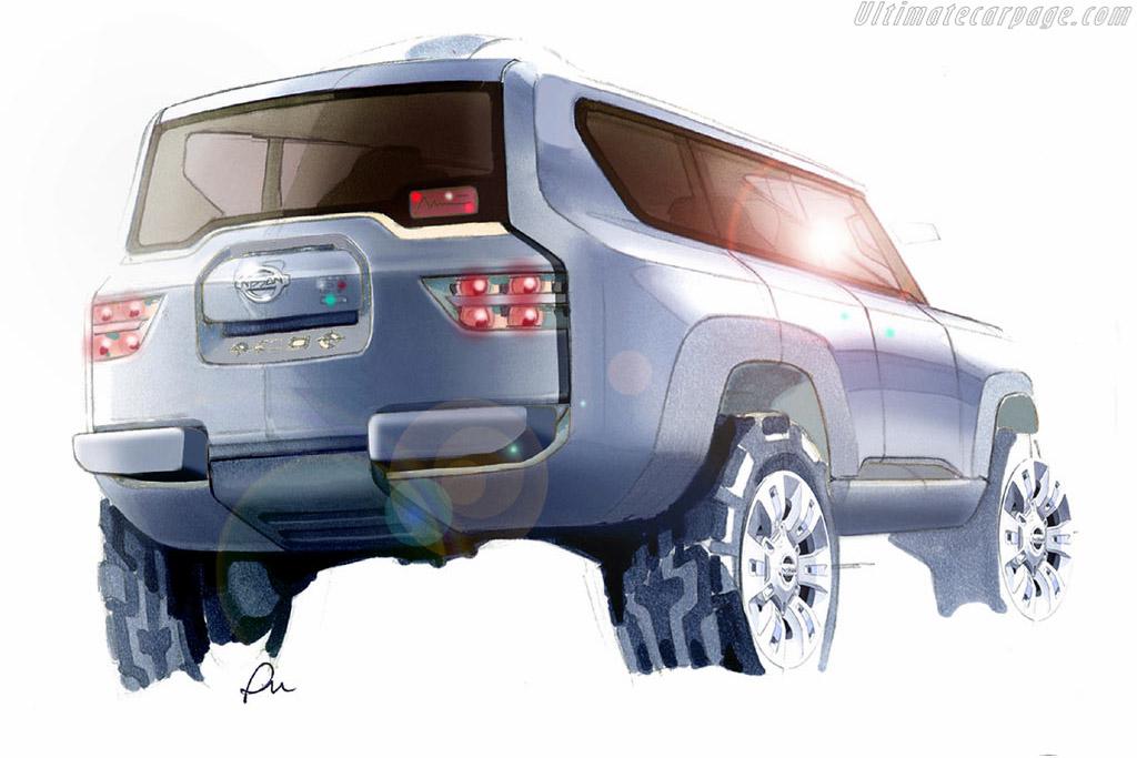 Nissan Terranut Concept