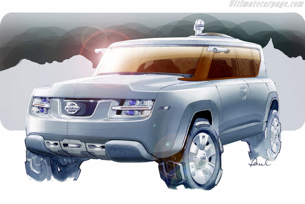 Click here to open the Nissan Terranut Concept gallery