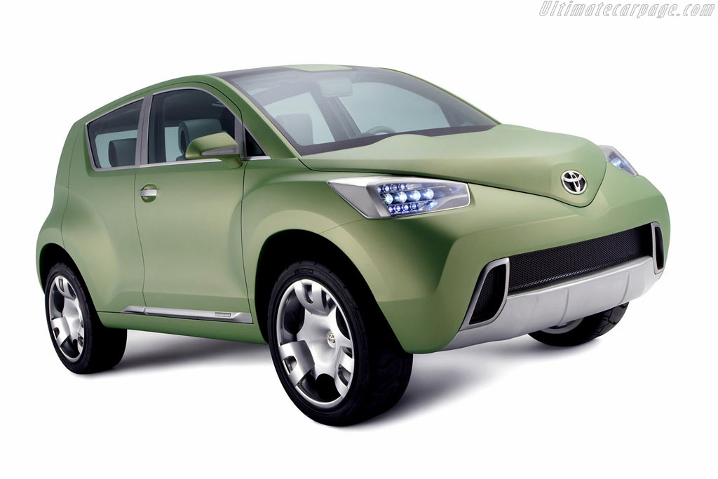 Click here to open the Toyota Urban Cruiser Concept gallery