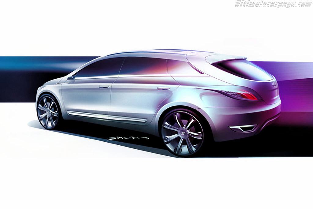 Click here to open the Hyundai Genus Concept gallery