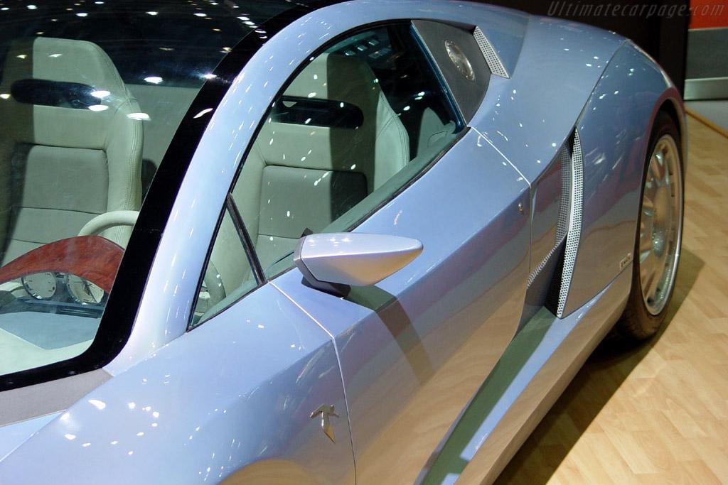 Hispano Suiza HS 21 Concept    - 2006 Geneva International Motor Show