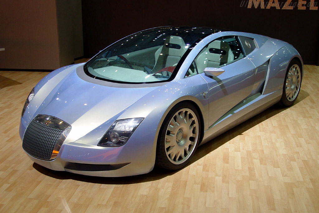 2000 Hispano Suiza Hs 21 Concept Images Specifications