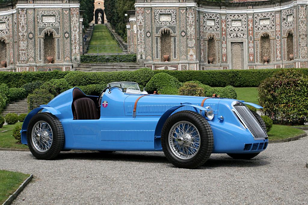 Delage D6-3L Grand Prix - Chassis: 880004   - 2005 Concorso d'Eleganza Villa d'Este