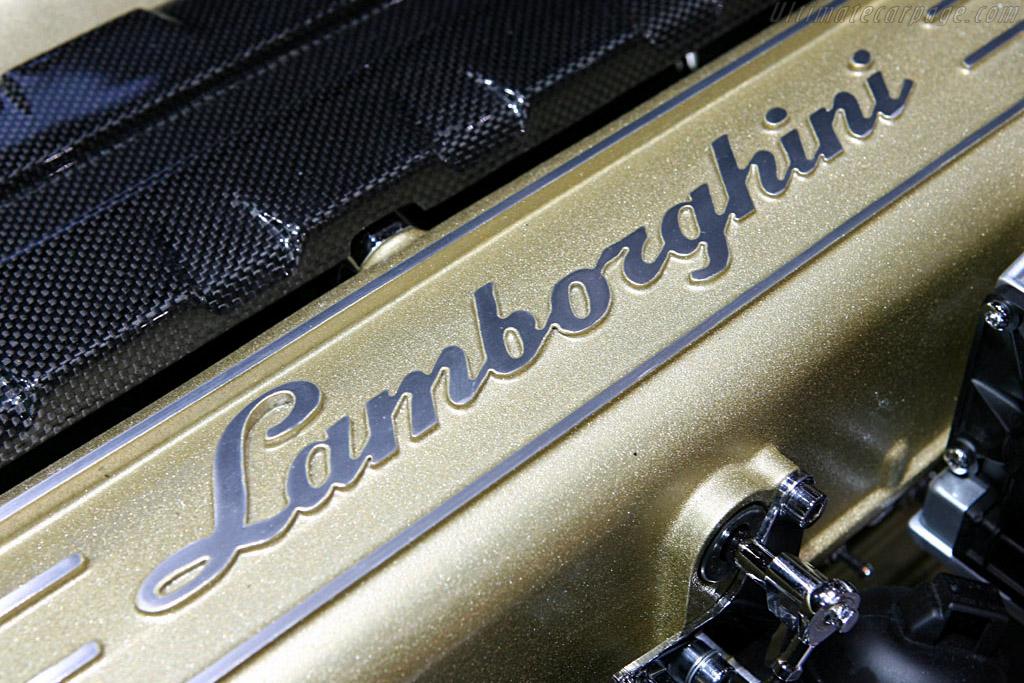 Lamborghini Murciélago LP640    - 2006 Geneva International Motor Show